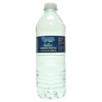 Spring Water Bottle